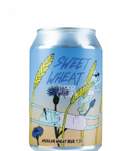 Lervig Sweat Wheat CANS 33cl