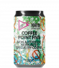 Funky Fluid Coffee Point Five CANS 33cl