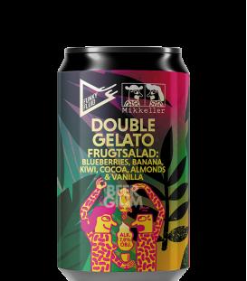 Funky Fluid / Mikkeller Double Gelato: Frugtsalad CANS 33cl