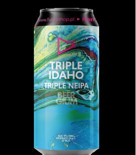 Funky Fluid Triple Idaho CANS 50cl