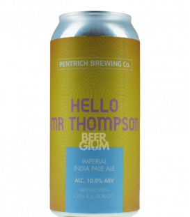 Pentrich Hello Mr Thompson CANS 44cl
