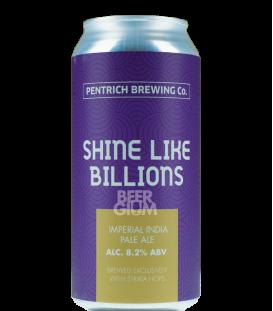 Pentrich Shine Like Billions CANS 44cl