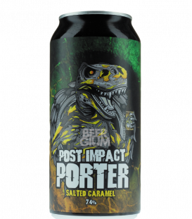 Staggeringly Good Post Impact Salted Caramel CANS 44cl