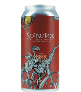 Staggeringly Good Souropod Blood Orange CANS 44cl - BBF 12-10-2021