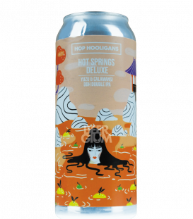 Hop Hooligans Hot Springs Deluxe CANS 50CL