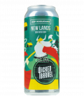 Hop Hooligans / Wicked Barrel New Land CANS 50CL