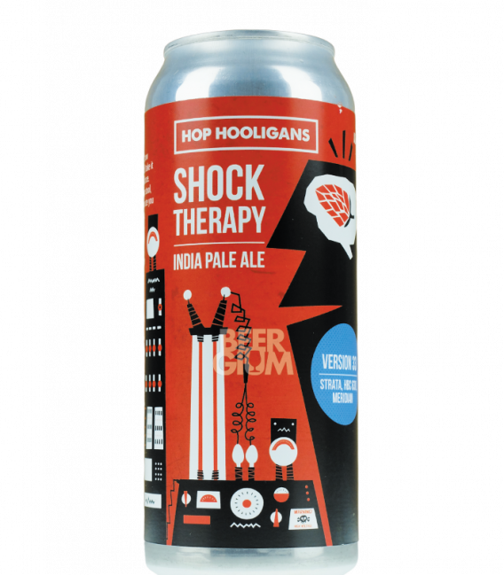 Hop Hooligans Shock Therapy V33 Strata HBC630 Meridian CANS 50CL