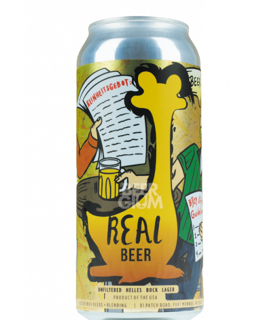 Oozlefinch Real Beer CANS 47cl