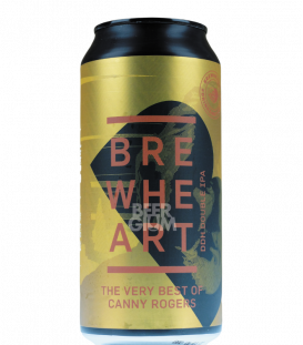 BrewHeart The Very Best of Canny Rogers CANS 44cl