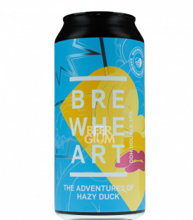 BrewHeart The Adventures of a Hazy Duck CANS 44cl