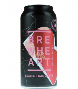 BrewHeart Sexiest Can Alive CANS 44cl
