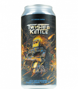 8 Bit Twisted Kettle CANS 47cl