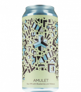 Hudson Valley Amulet Sour IPA CANS 47cl