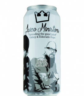 Kings Juice Ministers CANS 47cl