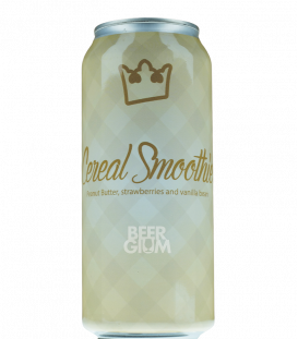Kings Cereal Smoothie CANS 47cl