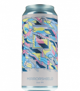 Hudson Valley Mirrorshield Sour IPA CANS 47cl