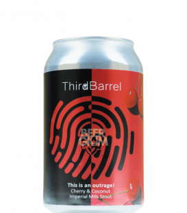 Third Barrel This is an Outrage! CANS 33cl