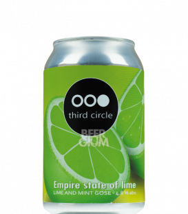 Third Circle Empire State of Lime CANS 33cl