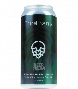 Third Barrel Addicted to the Shindig CANS 44cl