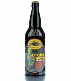 Cigar City Marshal Zhukov's Imperial Stout VINTAGE 2017 65cl