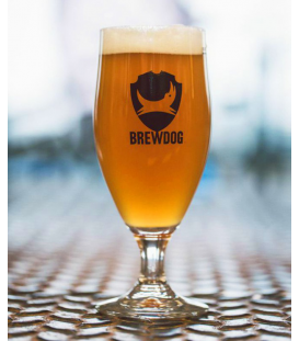 BrewDog Stemmed 1/2 Pint Glass