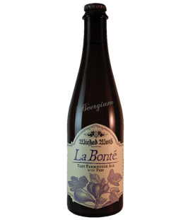 Wicked Weed La Bonté - Figs 50cl