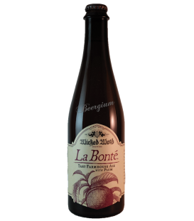 Wicked Weed La Bonté - Plum 50cl