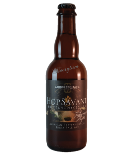Crooked Stave Hop Savant (Falconers Flight) 37cl