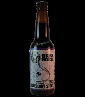 Dark Horse Tres Blueberry Stout 35cl