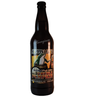 Hoppin' Frog Barrel Aged Frog's Hollow Double Pumpkin 65cl