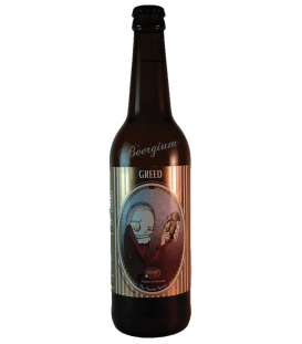 Amager The Sinner Series Greed 50cl BBF 10-2016
