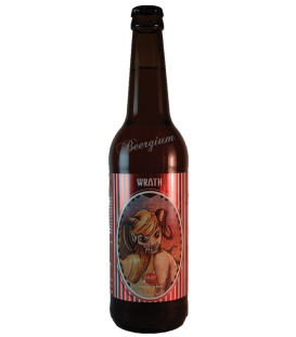 Amager The Sinner Series Wrath 50cl