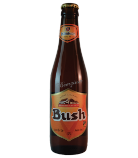 Bush Ambrée 33cl