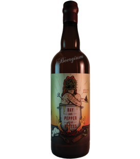 Against the Grain Bay and Pepper Your Bretts 75cl
