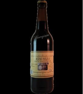 Alvinne Mano Negra Bourbon Barrel Oak Aged 50cl