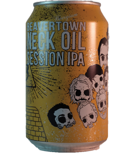 Beavertown Neck Oil CANS 33cl