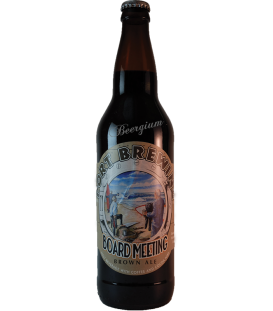 Port Brewing Board Meeting Brown Ale 65cl