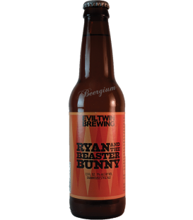 Evil Twin Ryan And The Beaster Bunny 35cl