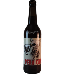 Beer Here Dead Cat 50cl