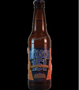 Blue Mountain Kolsch 151 35cl