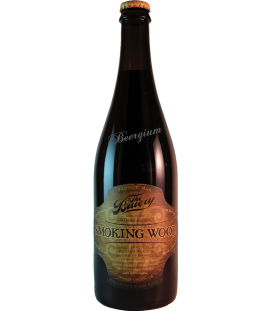 The Bruery Smoking Wood - Bourbon Barrel 75cl