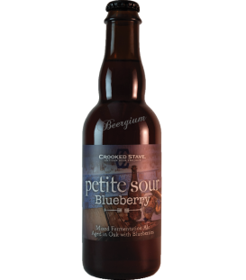 Crooked Stave Petite Sour (Blueberry) 37cl