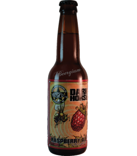 Dark Horse Raspberry Ale 35cl