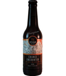 Edge Brewing Chance Encounter 33cl BBf 12-2015