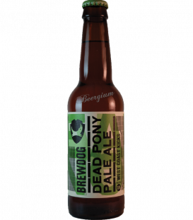 BrewDog Dead Pony Pale Ale 33cl