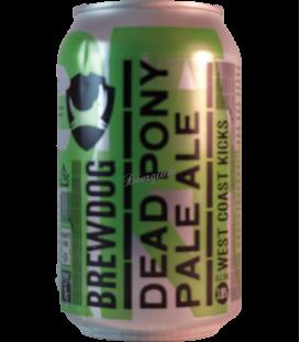 BrewDog Dead Pony Pale Ale CANS 33cl
