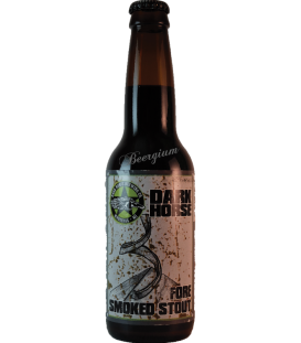 Dark Horse Fore Smoked Stout 33cl
