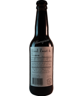De Molen Bloed, Zweet & Tranen (Blood, Sweat & Tears) 33cl