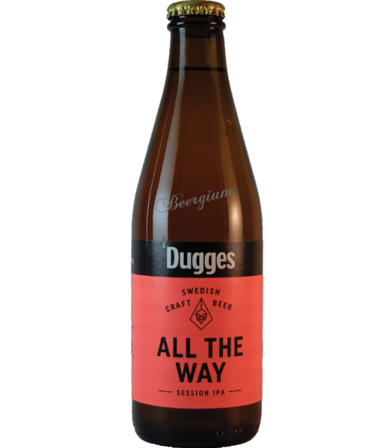 Dugges All The Way Session IPA 33cl
