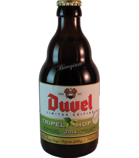 Duvel Tripel Hop 2014 Mosaic 33cl